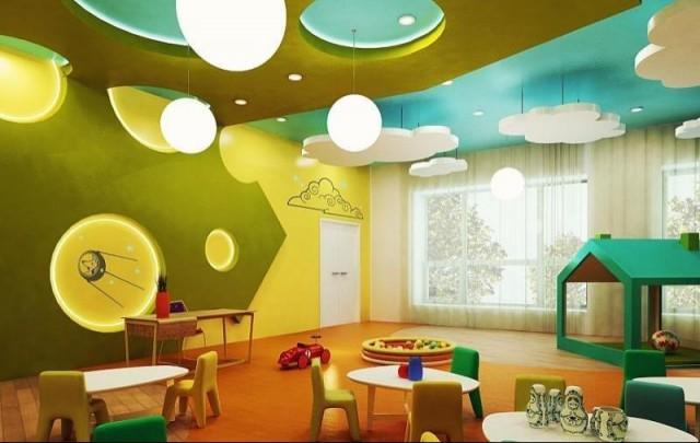 будущего рисунки сады детские